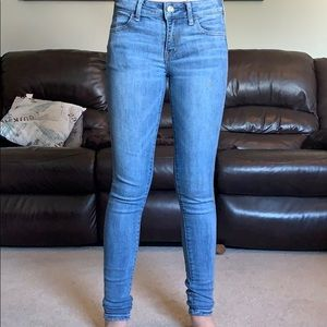 Old American eagle mid rise jeans